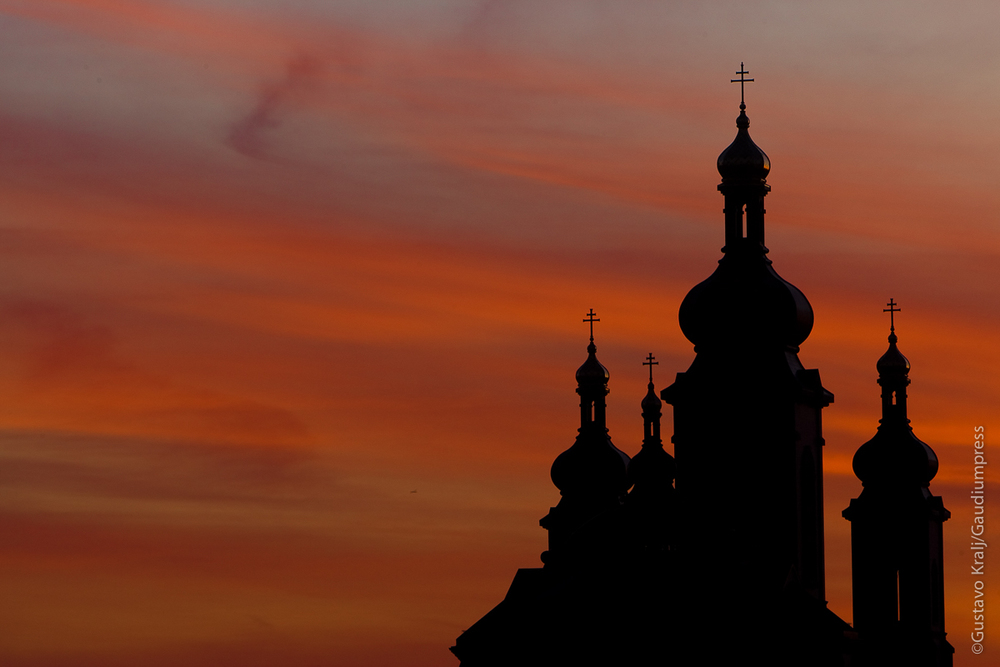 Toronto, Canada: Antigua Catedral eslovaca. Foto: Gustavo Kralj/Gaudiumpress