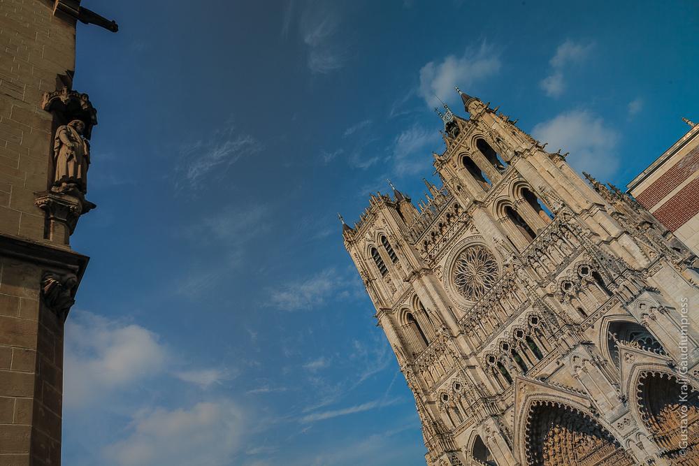 Francia: Catedral de Amiens. Foto: Gustavo Kralj/Gaudiumpress