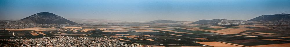Tierra Santa: El Monte Tabor visto desde Nazareth. Foto: Gustavo Kralj/Gaudiumpress