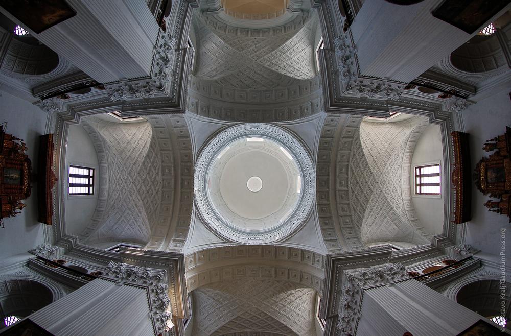 Goa, India: Iglesia de San Cayetano. Foto: Gustavo Kralj/Gaudiumpress