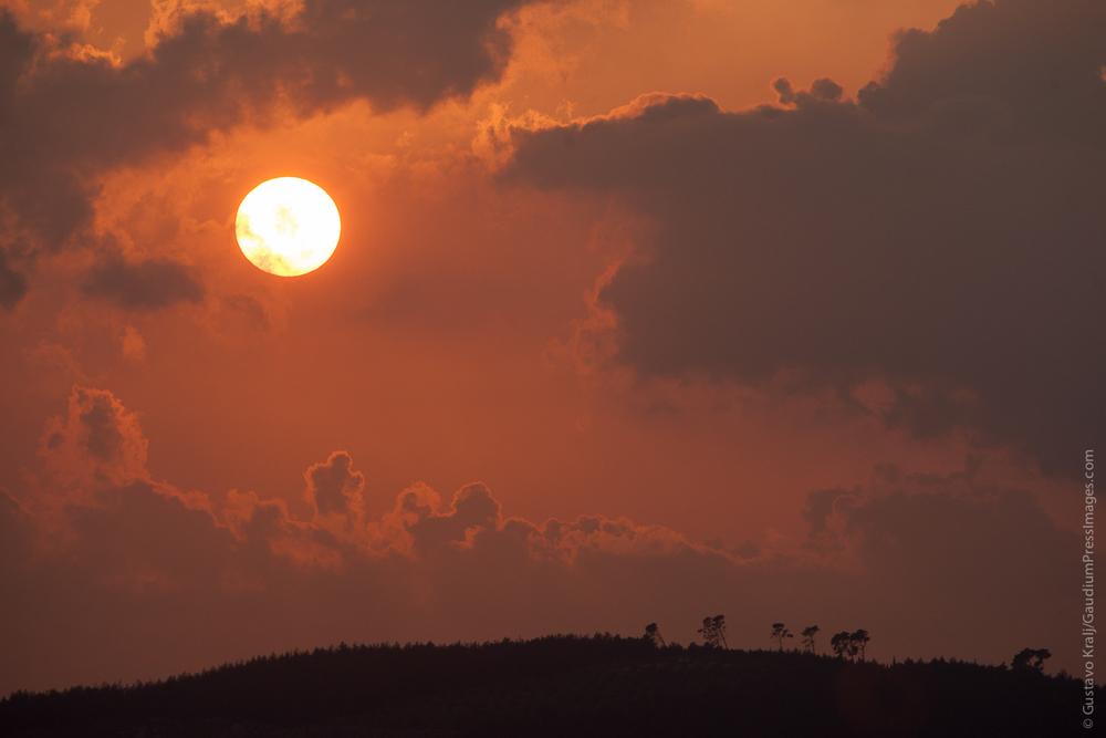Nazareth, Tierra Santa: atardecer. Foto: Gustavo Kralj/GaudiumpressImages