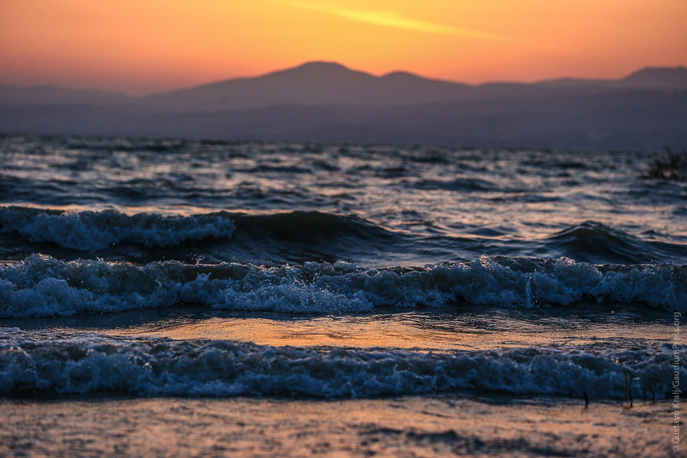 Mar de Galilea - Foto: Gustavo Kralj/GaudiumpressImages