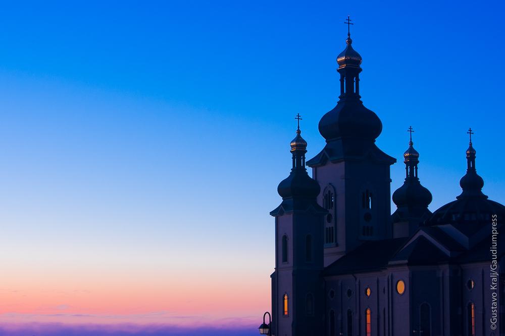 Toronto, Canada: amanecer en la Catedral de la Transfiguración. Foto: Gustavo Kralj/GaudiumpressImages.com
