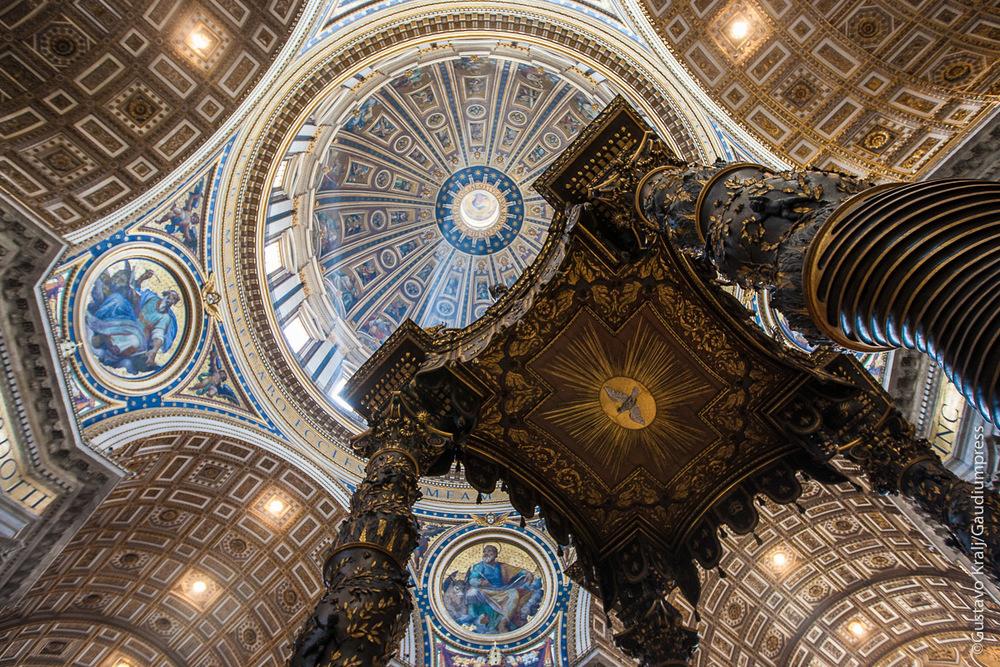 St Peter's Basilica, Rome. Photo: Gustavo Kralj/GaudiumpressImages.com