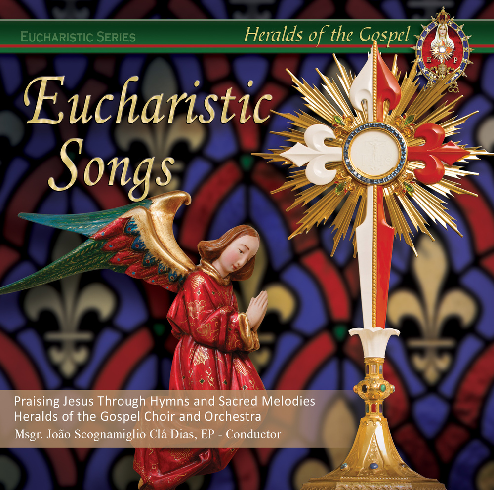 Exclusive Music and Eucharistic songs. See more...