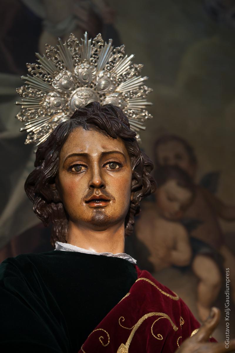 Apóstol San Juan por Juan de Mesa. Metropolitan Museum of Art, New York. Foto: Gustavo Kralj/Gaudiumpressimages.com