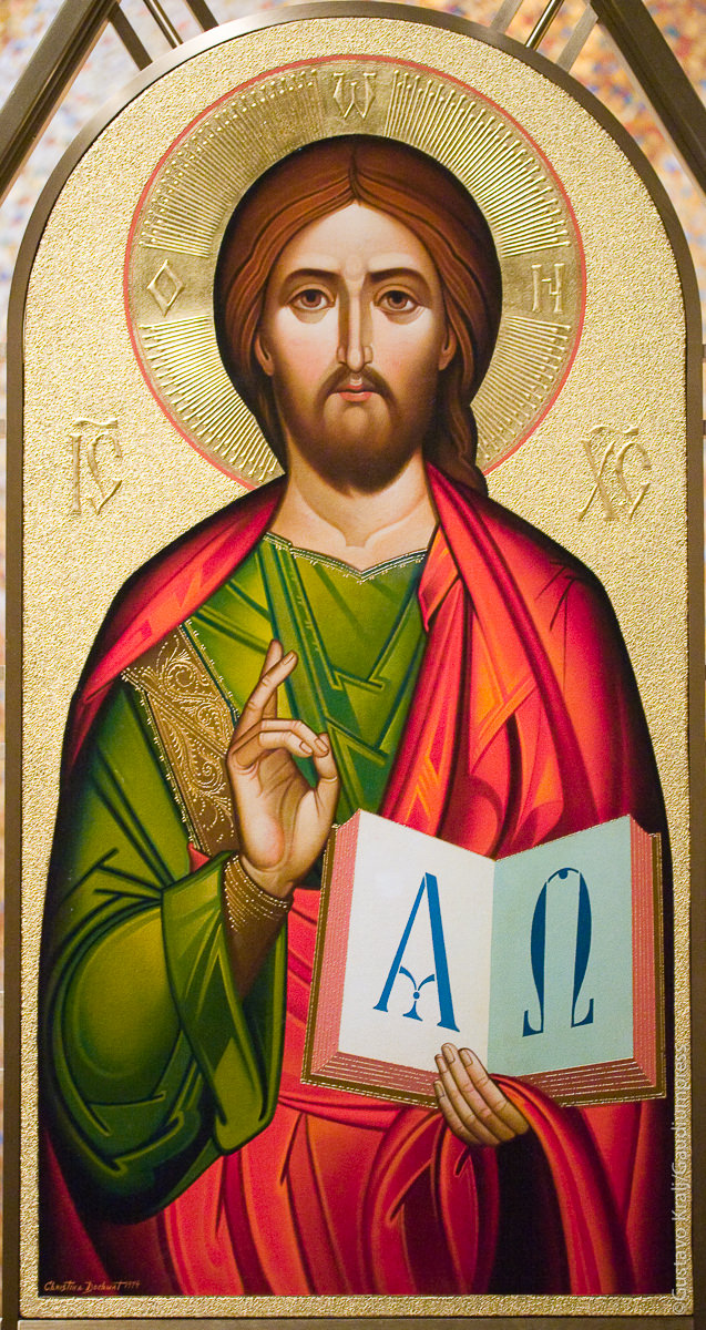 Jesus. Santuario de la Inmaculada, Washington DC, USA. Foto: Gustavo Kralj/GaudiumpressImages.com