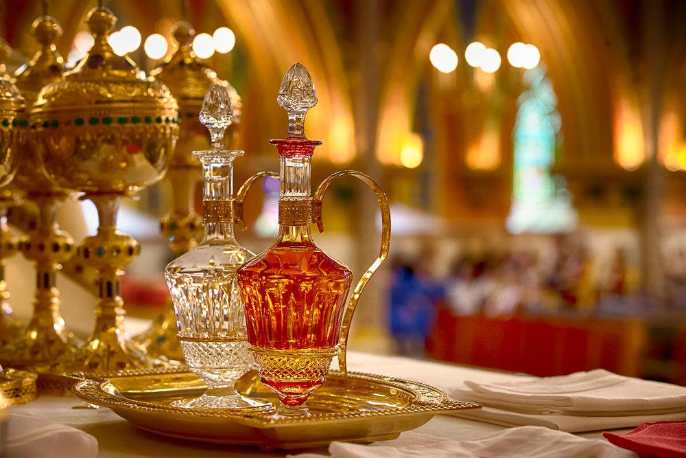 """""""Estas obras que yo realizo atestiguan que mi Padre me ha enviado."""" Foto: gustavo Kralj/GaudiumpressImages.com"""