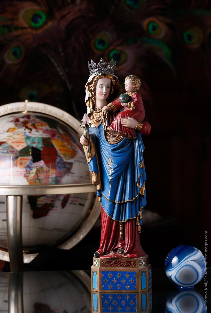"""La Virgen concebirá y dará a luz un hijo a quien pondrán el nombre de Emanuel, que traducido significa: """"Dios con nosotros"""". Foto: Gustavo Kralj/GaudiumpressImages.com"""