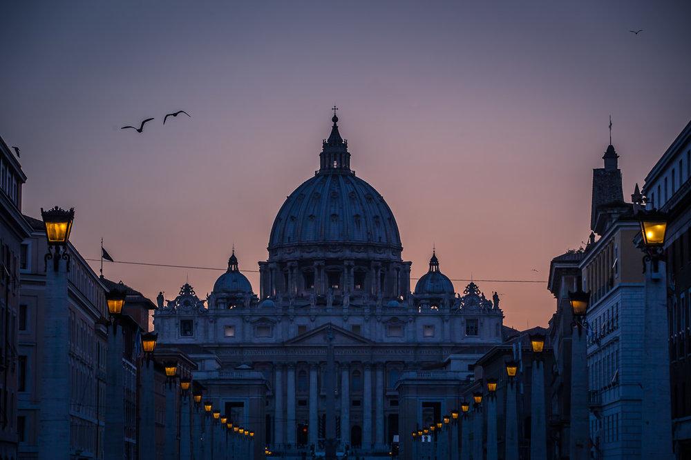 Basilica de San Pedro, Roma. Foto: Gustavo Kralj/GaudiumpressImages.com