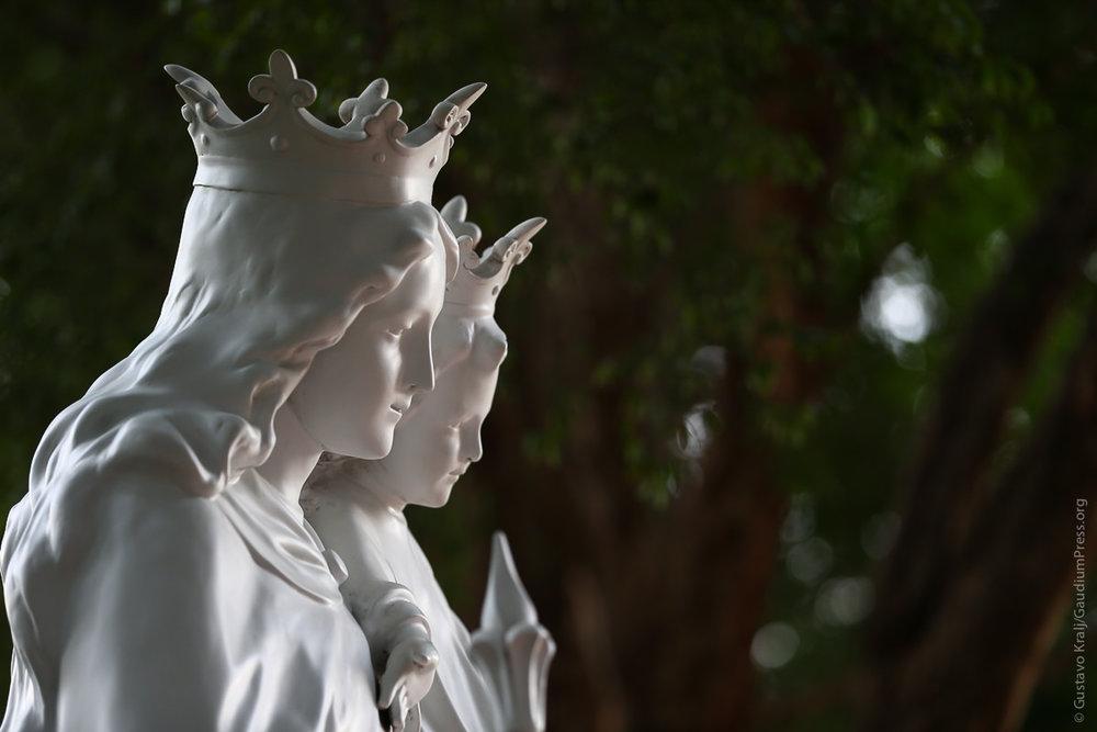Maria Auxiliadora. Foto: Gustavo Kralj/GaudiumpressImages.com