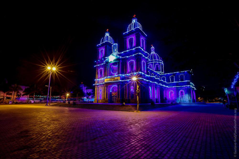Bangalore, India: Catedral. Foto: Gustavo Kralj/Gaudiumpressimages.com
