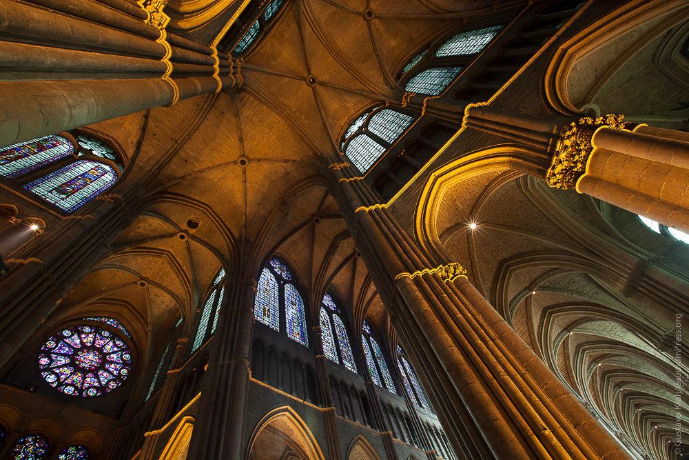 Francia: Catedral de Amiens. Foto: Gustavo Kralj/GaudiumpressImages.com