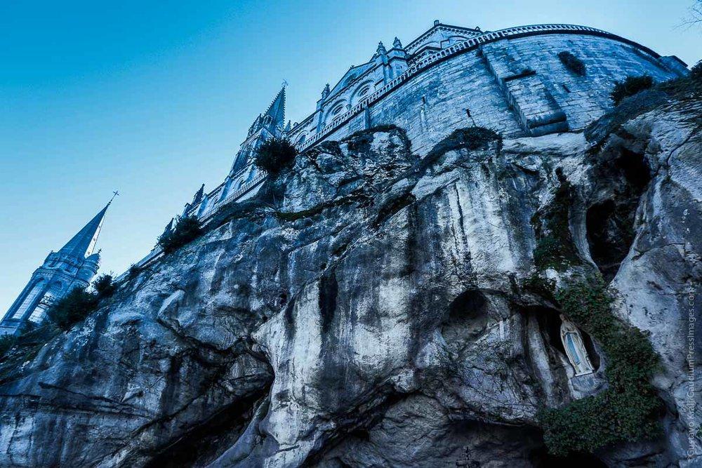 Santuario de Lourdes. Foto: Gustavo Kralj/GaudiumpressImages.com