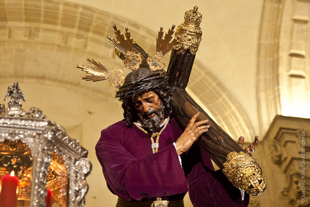 Cristo. Sevilla, España. Foto: Gustavo Kralj/GaudiumpressImages.com