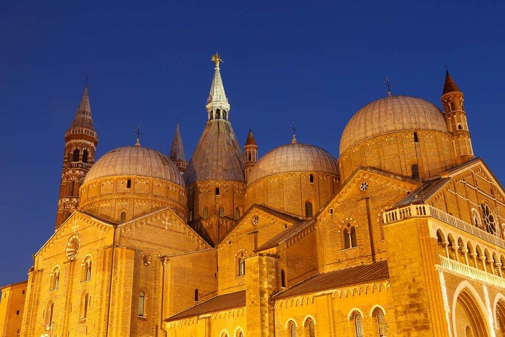 Basilica de San Antonio de Padua, Italia. Foto: Gustavo Kralj/GaudiumpressImages.com