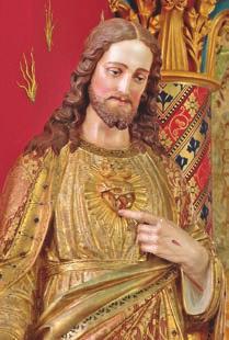 Sagrado Corazón de Jesús  Casa Monte Carmelo, Caieiras (Brasil)