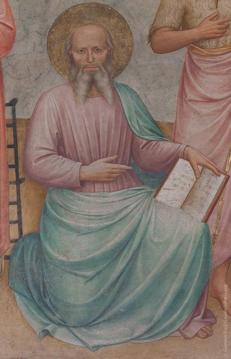 San Pedro. Fra Angelico, Firenze, Italia. Foto: Gustavo Kralj/GaudiumpressImages.com