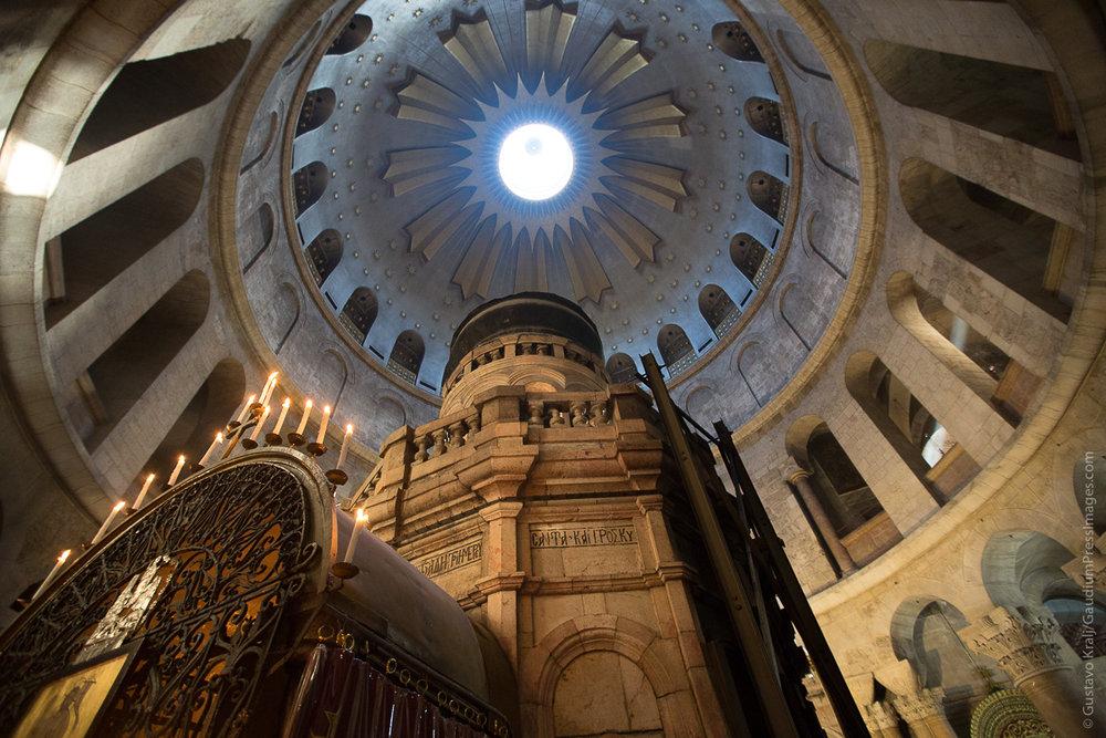 Jerusalem: Basilica del Santo Sepulcro. Foto: Gustavo Kralj/GaudiumpressImages.com