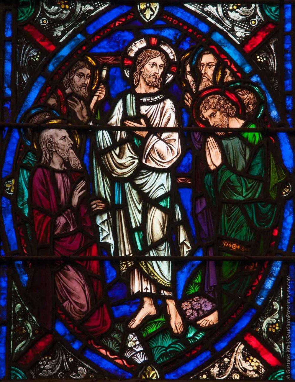Jesus enseñando: Santuario Our Lady f Solace, Coney Island, NY, USA. Foto: Gustavo Kralj/GaudiumpressImages.com