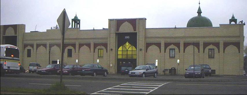 Photo: Hassoun 2012: The Yemeni Mosque Dix Ave. South Dearborn, Michigan