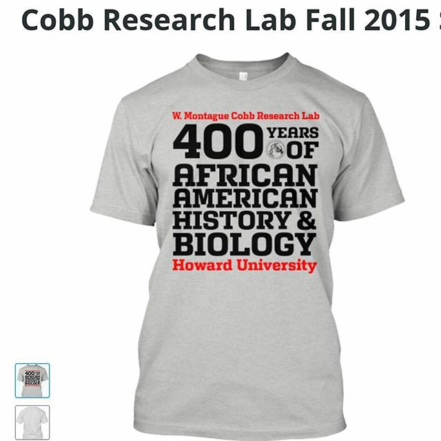 Supporting the Cobb Research Lab provides students with scholarships to continue their studies at Howard University and further their research experience!