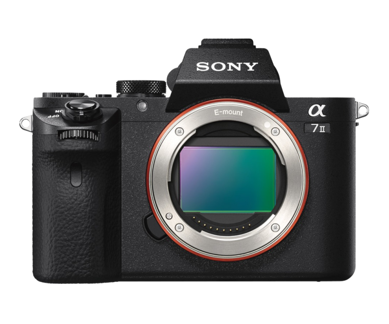 5-axis in body image stabilization, improved Autofocus and a 24 megapixel sensor.  The A7II handles extremely well. It 'feels' great, ergonomically and works incredibly well.