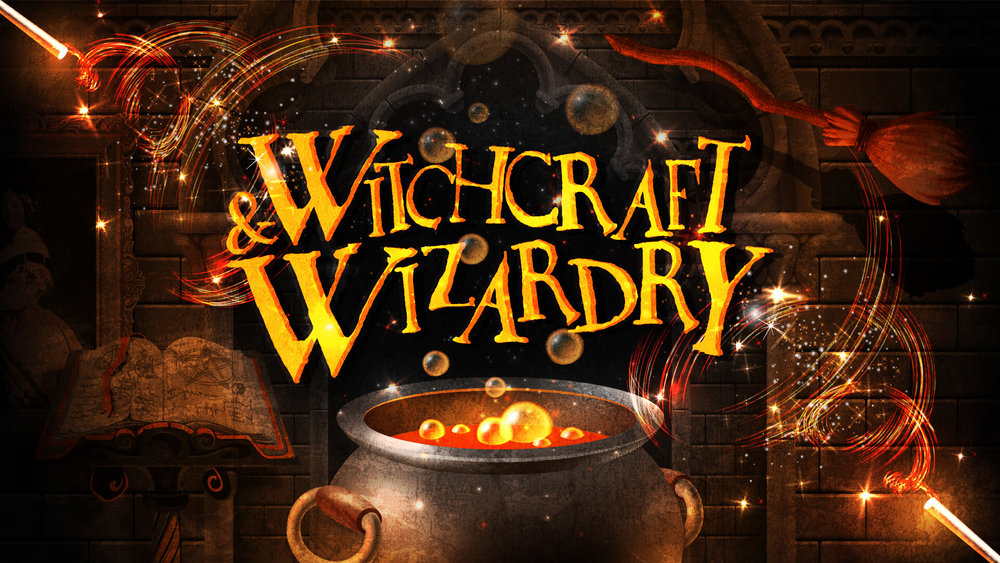 Witchcraft & Wizardry - Head to head or Wand to Wand? Teams of up to 10 can split in two to play against each other, and the clock, in identical rooms.
