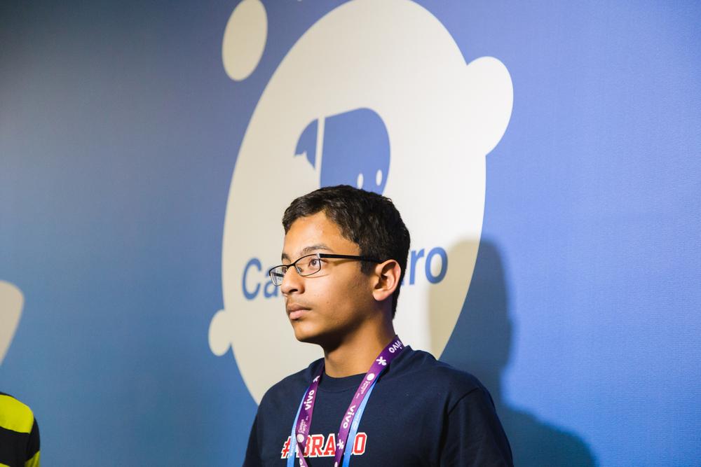 Campus Party Brasil 2015 - Keynote