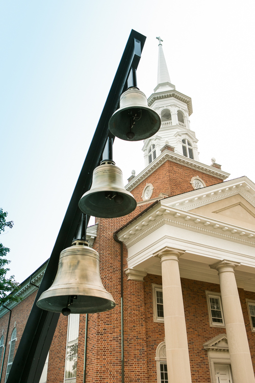 Memorial Bell Tower at Lutheran Theological Seminary at Gettysburg