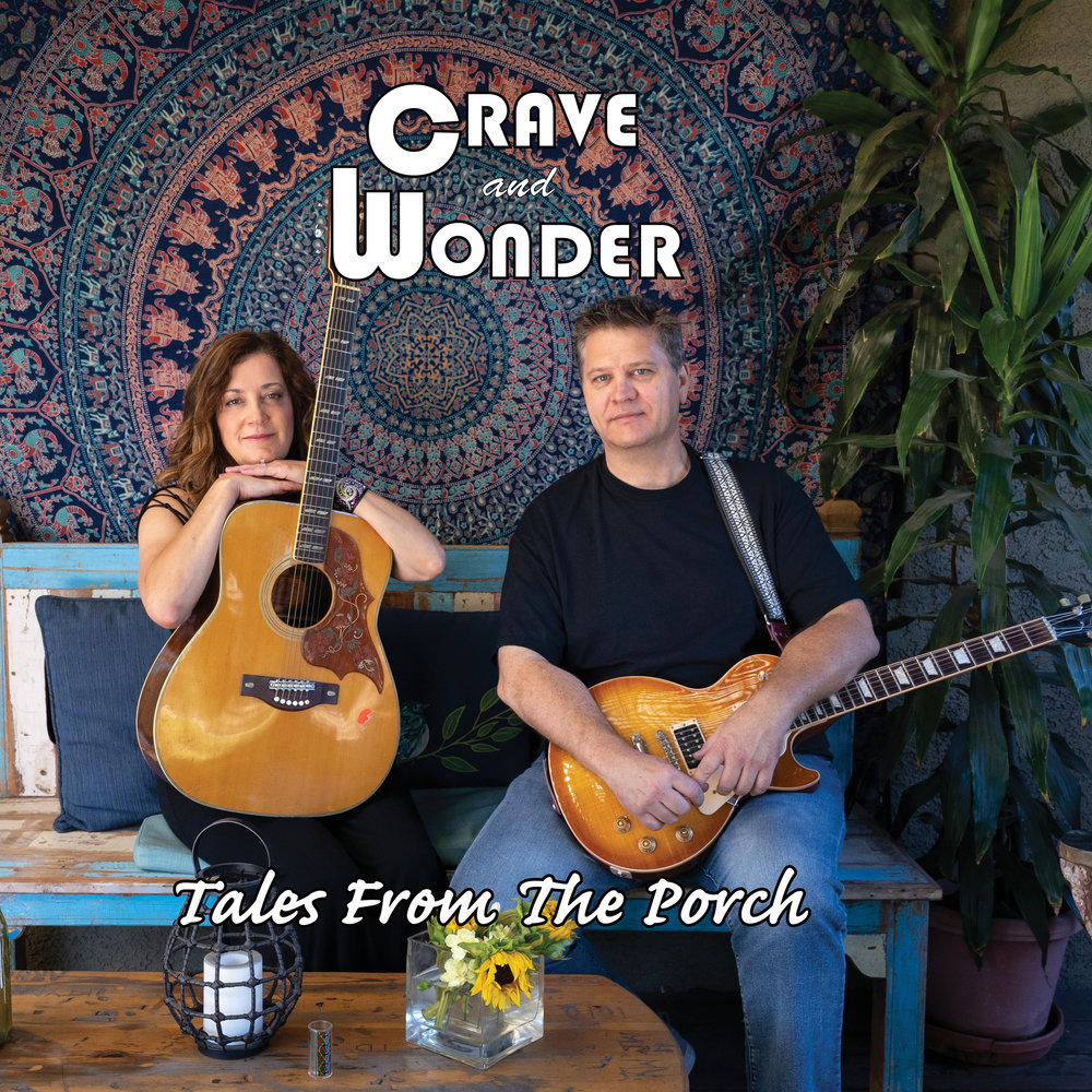 Crave and Wonder: Tales From The Porch album cover