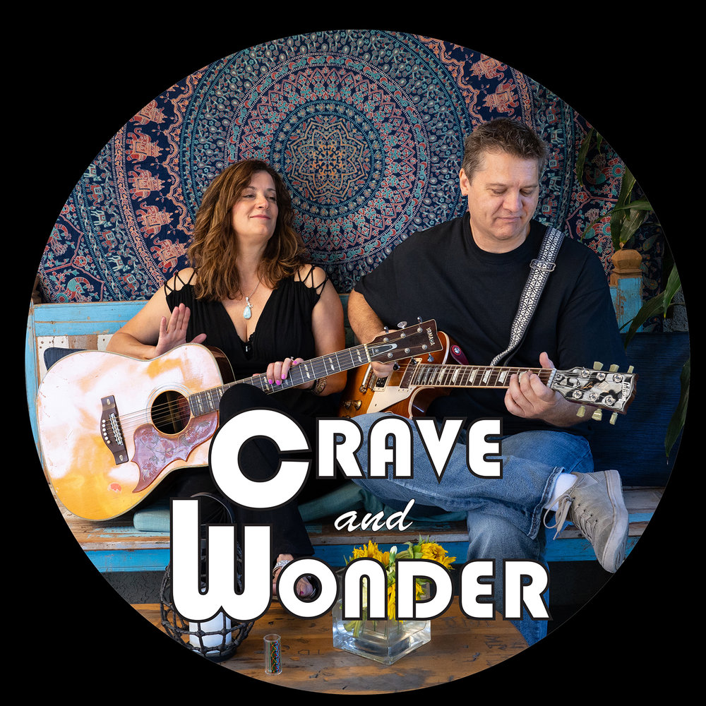 Crave and Wonder Tales From The Porch on CD print