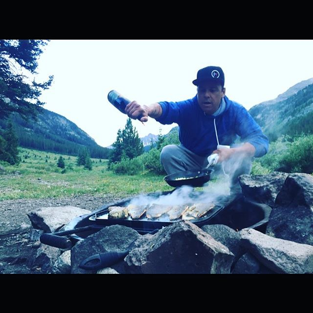 The great outdoors gourmet club... Coming soon #privatechef  #aspencolorado #summerbusiness  #thegreatoutdoors  #goutmetglampclub