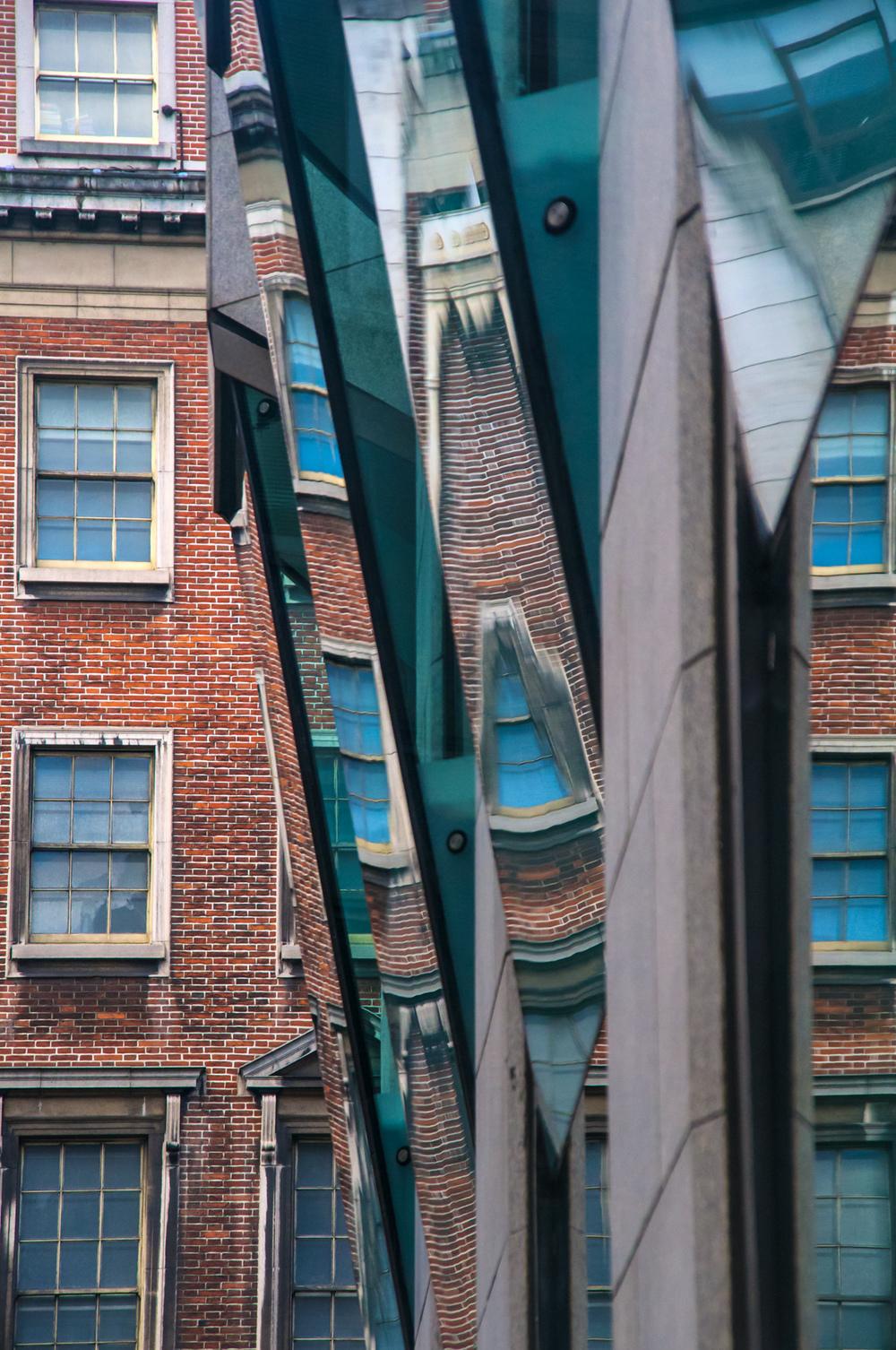 Eyes on Dame Street
