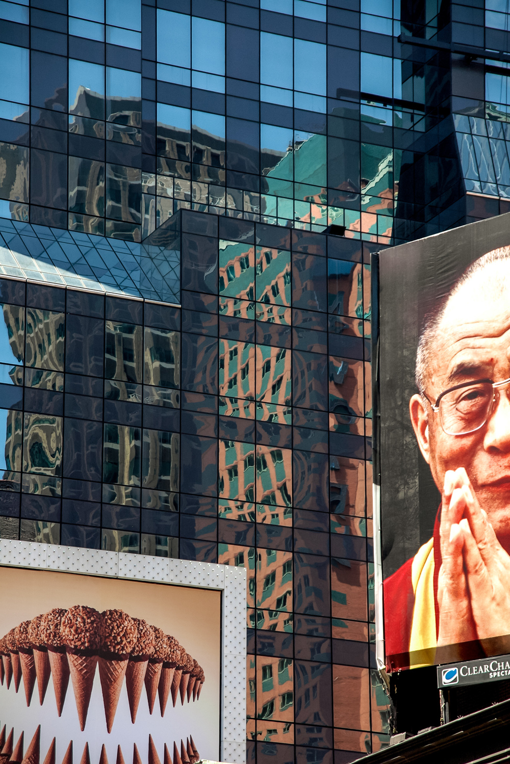 Dalai Lama (NYC)