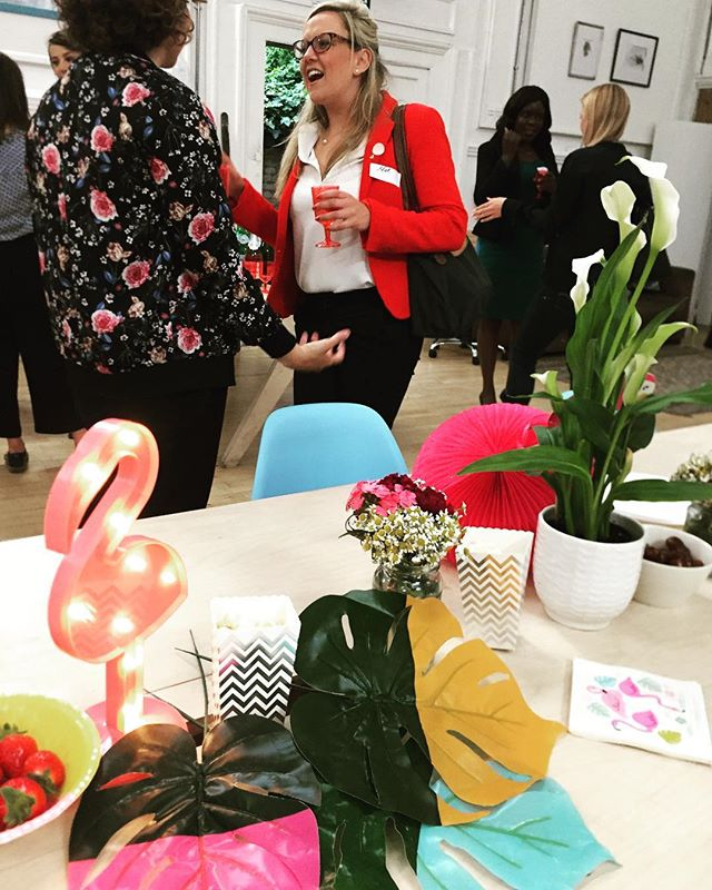 We have had SUCH a great night networking with 50 incredible female leaders and entrepreneurs across London in beautiful @makerwharf 💯! Thank you to all who came out and embody the 💓 of the event which was to be connected, collaborative and instill greater confidence in the hearts of the women in the room!  We loved your generous and kind hearts and we hope you came away better connected and equipped to keep moving forward in the things you're called to! 💪🏼💁🏼We love doing this journey with you. Until next time 😘😘