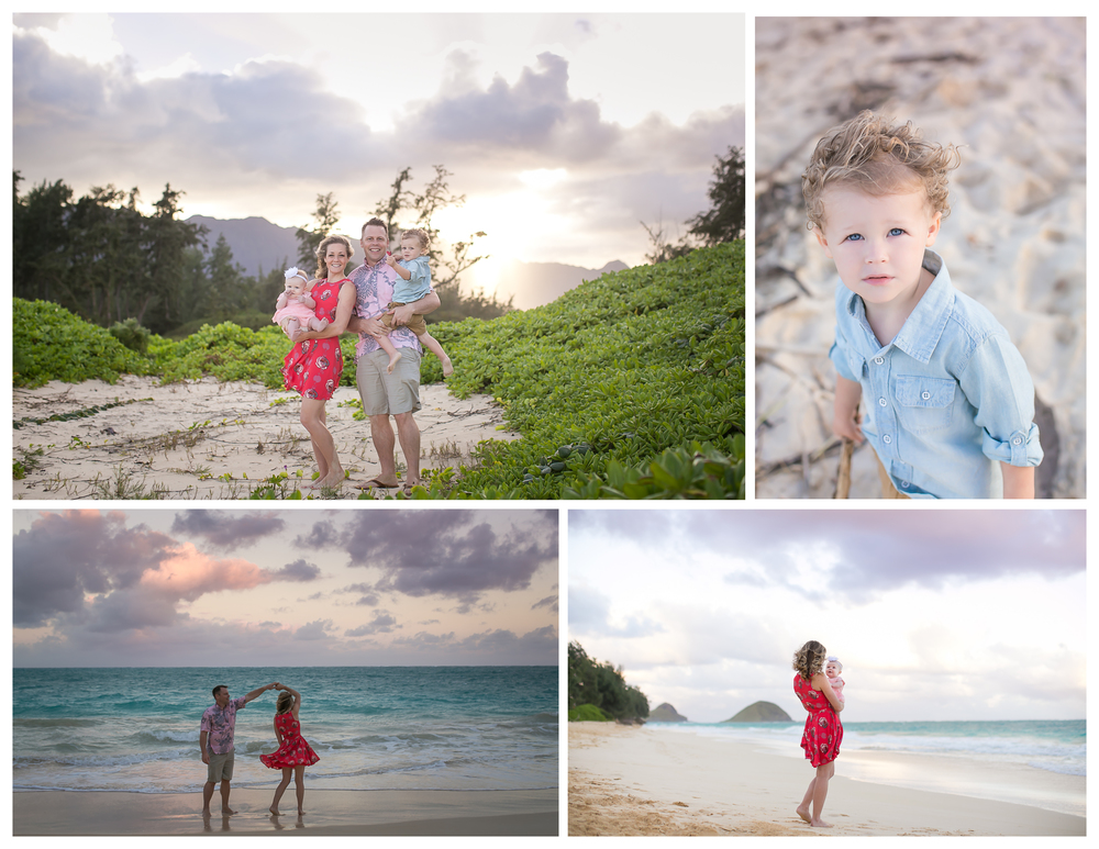 This gorgeous family was so much fun to photograph!