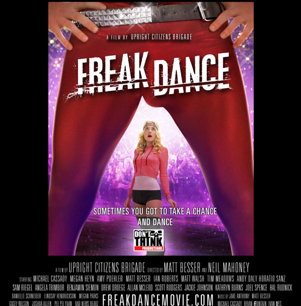 Freakdance Movie Poster