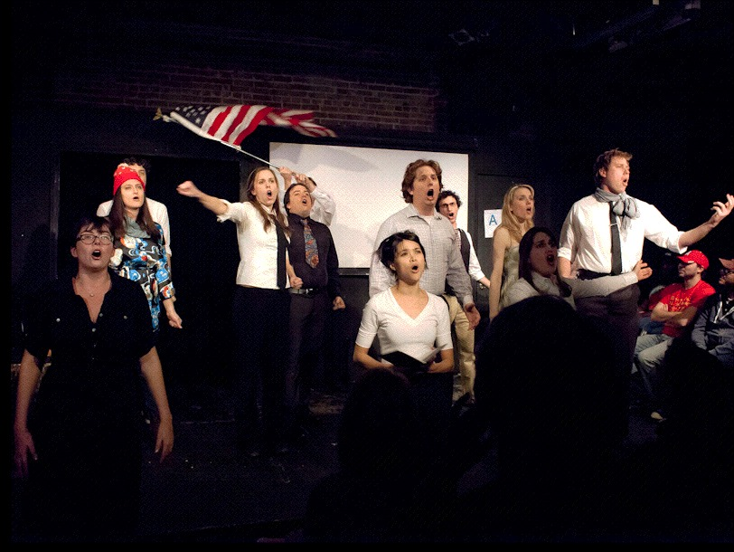 liezlwashere: UCB-LA | Les Sizzlerables | 01.03.12 Les Miserables, the novel by Victor Hugo that became a French musical, then a British musical, then a Broadway musical, then a movie, then probably a graphic novel or something, then a movie-musical, is now a musical set in and about a Sizzler! Finally, the half hour modern interpretation of an epic classic through the storytelling filter of a beloved American chain restaurant we all deserve. Do you like Les Miserables and/or Sizzler? This one is playing again and itwas pretty great and got a standing ovation. This is playing tonight (November 3rd) at UCB Sunset. Get tickets here: https://sunset.ucbtheatre.com/performance/35148#reservation
