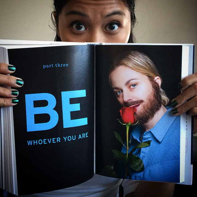 I can finally say I shot some stuff for Amy Poehler's book, Yes Please.