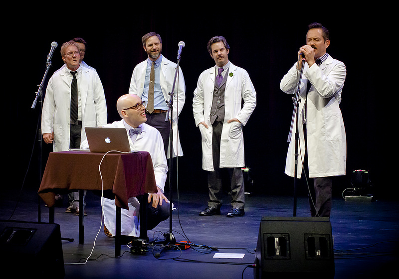 Superego | SF Sketchfest 2014     IT'S THE RETURN OF SUPEREGO! Listen with your earholes  here !