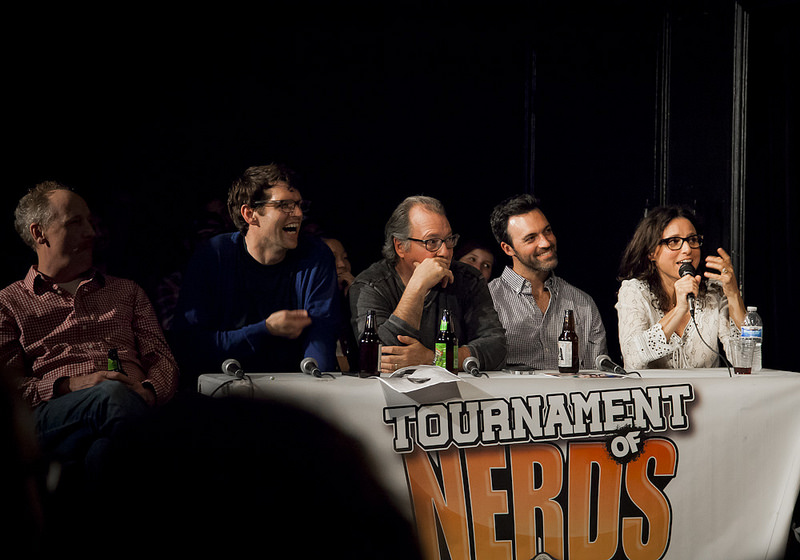 UCB-LA | Tournament of Nerds | 06.08.14   … with the cast of Veep.