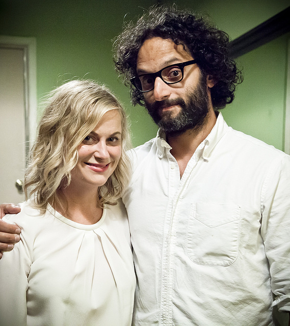 UCB-LA | Mantzoukas and… | 05.08.14    We missed you last night at 'Mantzoukas And…' with Jason Mantzoukas and Amy Poehler.