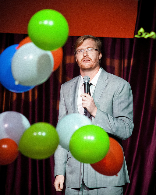 Riot LA Comedy Festival | Saturday | 01.11.14    Roustabout Live with Kurt Braunohler