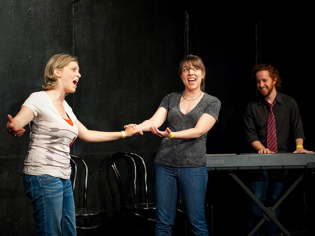 Yo, Yolanda Charity Auction: Play with Diamond Lion at UCBTLA! Have you completed improv 201 at UCB? Then you can bid to be a part of musical improv magic and perform in a Diamond Lion show! Bidding starts at $25, and ends December 2, 2013. 100% of all proceeds go to the AMERICAN RED CROSS to help The Philippines!