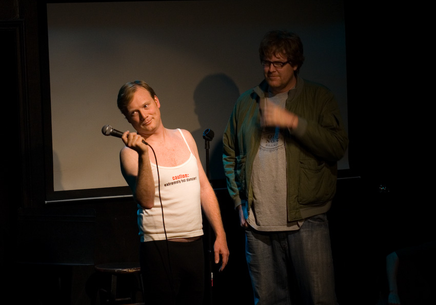 UCB-LA | Comedy Death Ray | 04.22.08   Andy Daly & Steve Agee