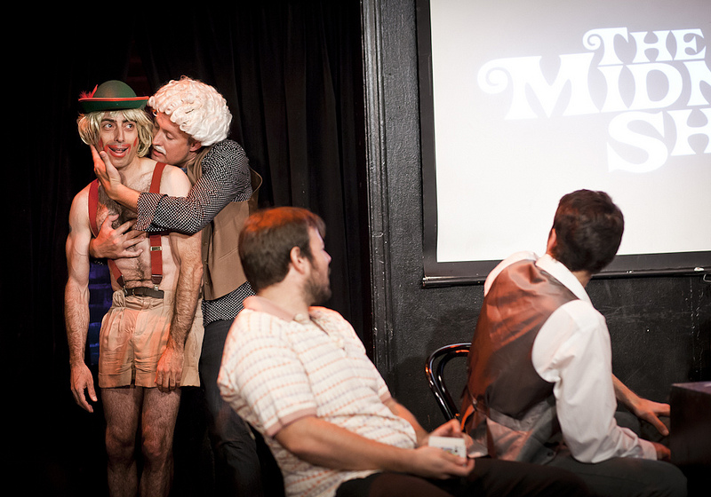 UCB-LA | The Midnight Show | 09.03.13   All Geppetto wanted was for Pinocchio to be a real boy…
