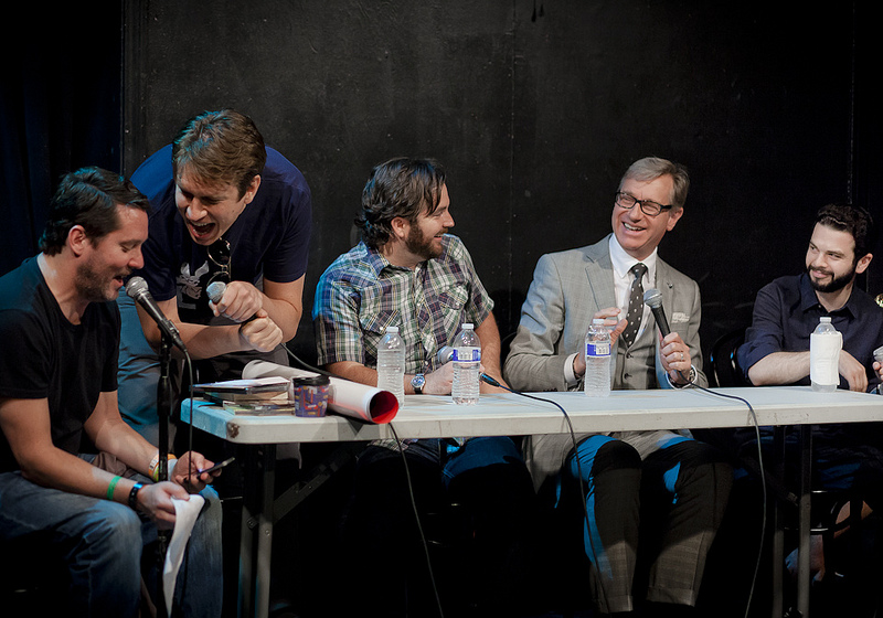 UCB-LA | Doug Loves Movies | 07.09.13   with guests Pete Holmes, James Ponsoldt, Paul Feig, and Samm Levine