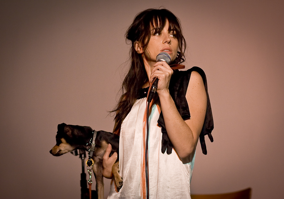 F-Yeah Fest 2008 | 08.30.08    It's now real, I am in the process of transferring the photos I thought I lost!  Here's one of Natasha Leggero.