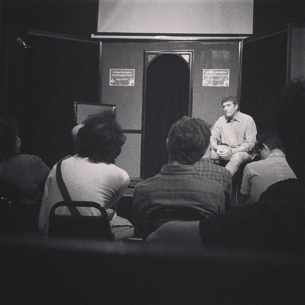 Brian Stack at iO West talking about working on Conan.
